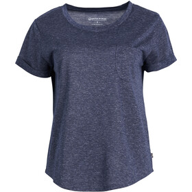 United By Blue Standard SS Standard Pocket Tee Women Blue